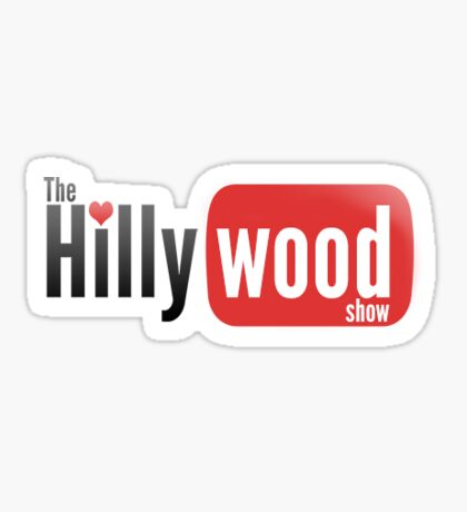 HillyWood Show Sticker
