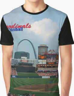 Cardinals Baseball Graphic T-Shirt