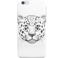 The Trippy Jaguar iPhone Case/Skin