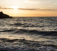 Lakeside - Waves, Sand and Sunshine Sticker