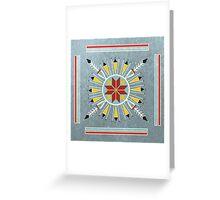 Sunrise chaser  Greeting Card