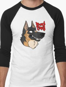 BadDog-Gshep Men's Baseball ¾ T-Shirt