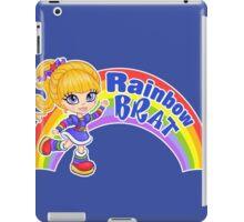Rainbow Brat iPad Case/Skin