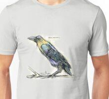 Corvus Splendens Unisex T-Shirt