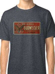 BUDWEISER VINTAGE 100 YEARS OLD ORIGINAL Classic T-Shirt