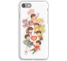 Osomatsu San iPhone Case/Skin