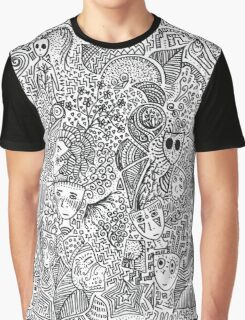 A complicated whatever Graphic T-Shirt