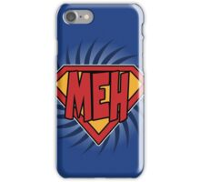 Supermeh iPhone Case/Skin