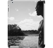 Look Out iPad Case/Skin