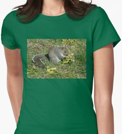 Luncheon Womens Fitted T-Shirt