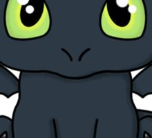Flower Crown Toothless Sticker