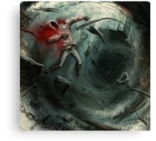 DESPONDENCY - Part II Canvas Print