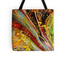 A Painting Called Epicenter Tote Bag