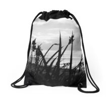 Beach Reeds - Dunsborough, WA Drawstring Bag