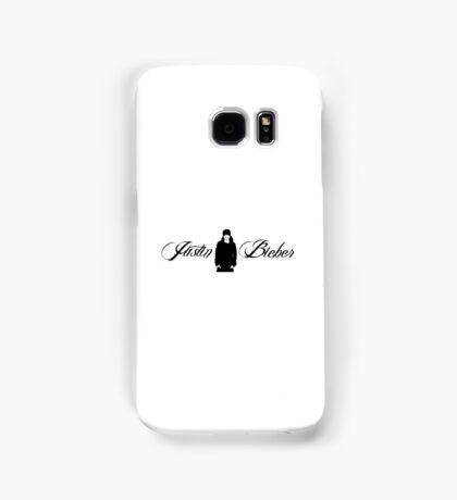 justin Samsung Galaxy Case/Skin