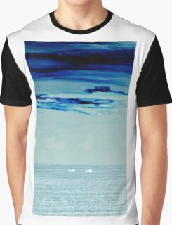 Sunset - Invert Graphic T-Shirt