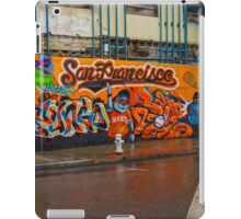 SF 2012 World Series Champs iPad Case/Skin