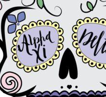 AZD SKULL Sticker