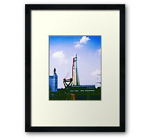 Moscow 1960s II Framed Print