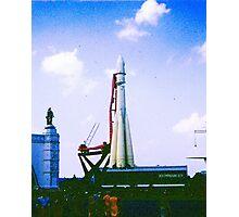 Moscow 1960s II Photographic Print