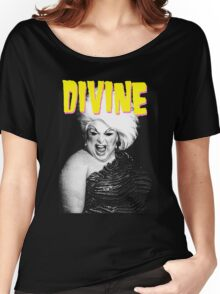 DIVINE - JOHN WATERS Women's Relaxed Fit T-Shirt
