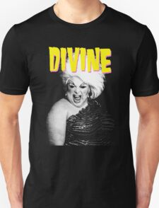 DIVINE - JOHN WATERS Unisex T-Shirt