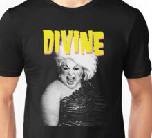 DIVINE - JOHN WATERS Unisex T-Shirt
