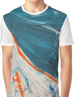 The First Painting Called Pools Graphic T-Shirt