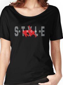 Shinsuke Nakamura Air Strong Style Wrestling T-Shirt  Women's Relaxed Fit T-Shirt
