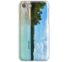 Dominican Republic beach  iPhone Case/Skin