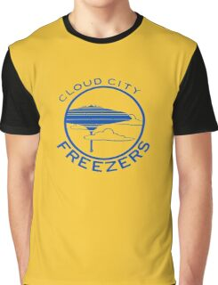 Cloud City Freezers Alternate - Star Wars Sports Teams Graphic T-Shirt