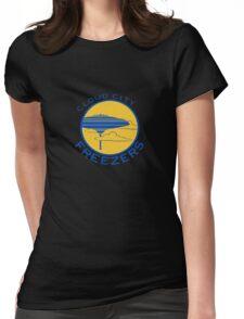 Cloud City Freezers Alternate - Star Wars Sports Teams Womens Fitted T-Shirt