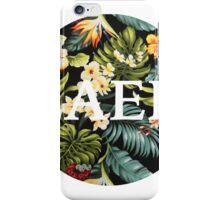 Sigma Alpha Epsilon Pi iPhone Case/Skin