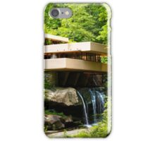 """Dreaming of Fallingwater""  iPhone Case/Skin"