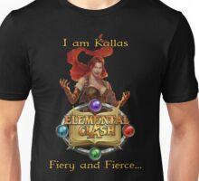 "Elemental Clash Fan Shirt ""Kallas"" Unisex T-Shirt"