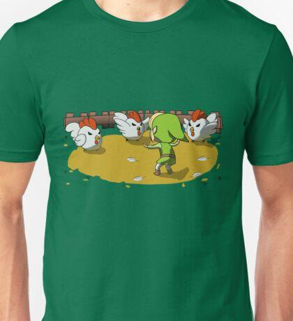 JURASSIC CUCCOS Unisex T-Shirt