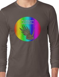 My Unicorn is Cooler Than Yours Long Sleeve T-Shirt