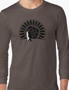 The Emperor (Penguin) Long Sleeve T-Shirt