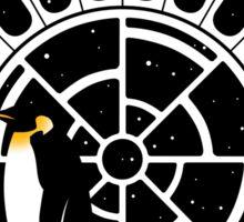 The Emperor (Penguin) Sticker