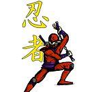 Ninja C by Leif Prime