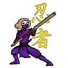Ninja M by Leif Prime
