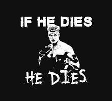 Ivan Drago rocky 4  If he dies, He dies Unisex T-Shirt