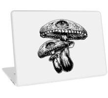 Fungeyes (Black) Laptop Skin