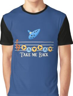 Song of Time- Take me Back Graphic T-Shirt