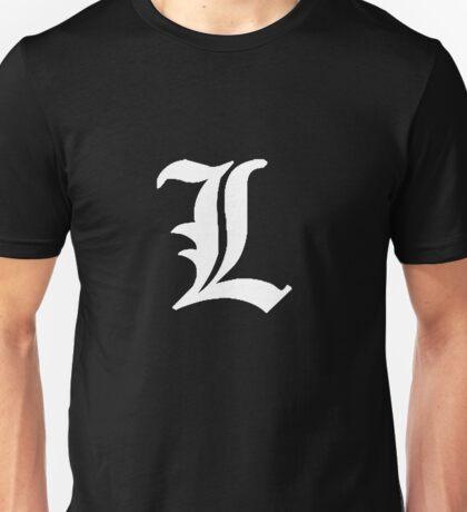 L - White Unisex T-Shirt