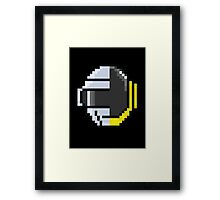 Pixelated R.A.M. Framed Print