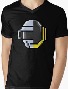 Pixelated R.A.M. Mens V-Neck T-Shirt