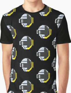 Pixelated R.A.M. Graphic T-Shirt