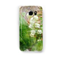 Lily of the Valley - In White #1 Samsung Galaxy Case/Skin