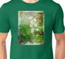 Lily of the Valley - In White #1 Unisex T-Shirt
